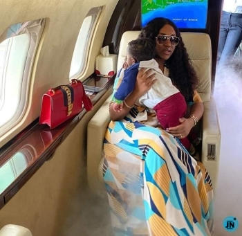 Davido and Chioma host glamorous birthday party for their son, Ifeanyi Adeleke Jr. (Photos/Video)